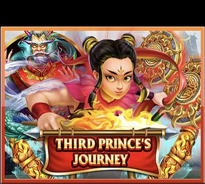 เล่นฟรี ทดลองเล่นเกมสล็อต THIRD PRINCE'S JOURNEY