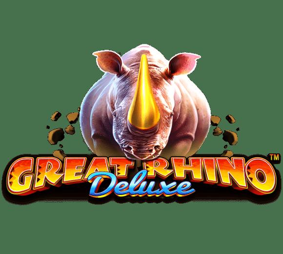 GreatRhinoDeluxe SlotPP สล็อตแตกง่าย